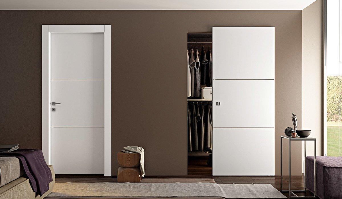 Porte interne nonsololegno porte e infissi a montaletto for Corso per arredatore d interni